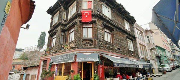 Ahmet Faik zbilge ile Yedikuleden Samatyaya