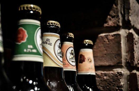 Bierproeverij zaterdag 16 februari