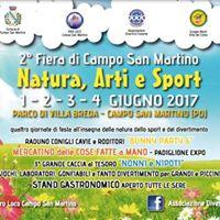 Fiera di Campo San Martino 2017 Natura Arti e Sport
