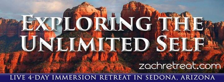 Sedona Retreat - Exploring the Unlimited Self