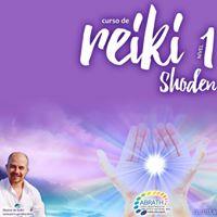 Curso de Reiki Nvel I - Shoden - O Despertar