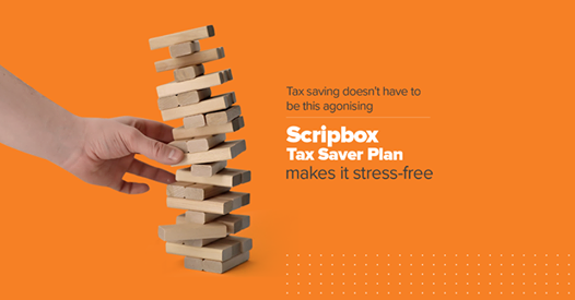 Tax Saving with Scripbox - Cyber Park