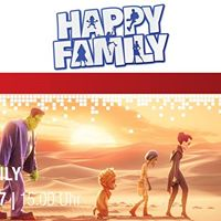 Preview Happy Family - 3D