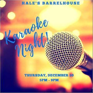 Karaoke At The Barrelhouse