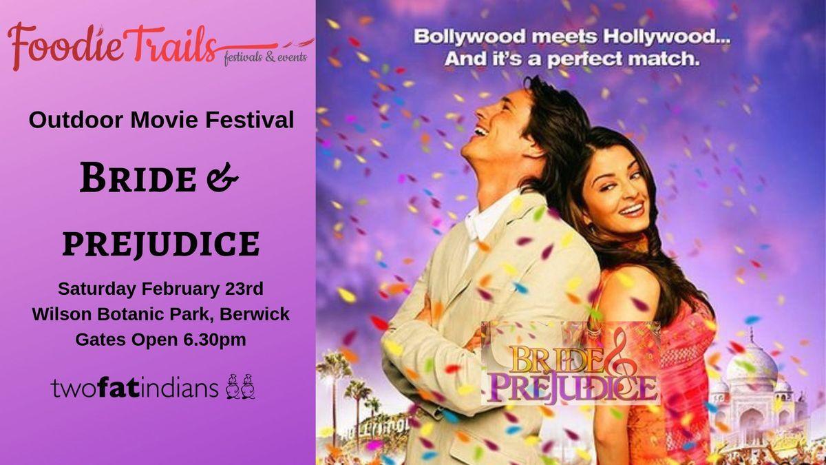 Outdoor Movie Festival- Bride and Prejudice
