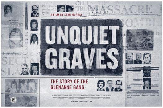 Derry Screening of Unquiet Graves & Q&A