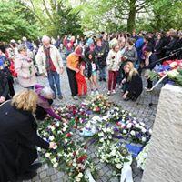 Herdenkingen in Amsterdam - 4 mei