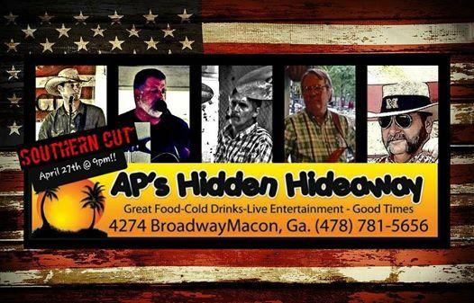 Southern Cut Performing at APs at 9pm