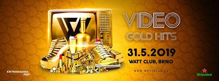 Video Gold Hits 80s & 90s - Watt Club Brno