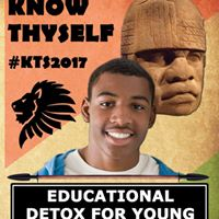 Know Thyself Educational Detox for Young Black Lions
