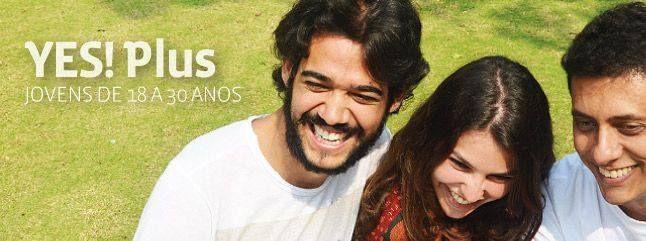 PR - Curitiba - Curso YES Plus (18 a 30 anos)