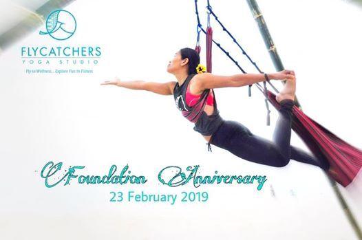 Flycatchers Yoga Studio Turns One