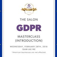 Phorest Academy Salon GDPR Introduction Masterclass