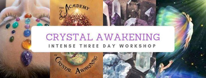 Ballarat - Intensive Crystal Awakening Workshop