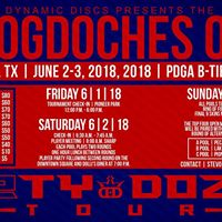 The Nacogdoches Open Presented by Dynamic Discs