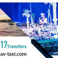 Hideout festival 2017 Airport Shuttle Transfers