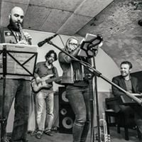 The Uppertunes Live at Jazz in Luxor - Tuesday at 10