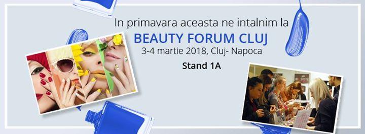 Baff la Beauty Forum Cluj 2018