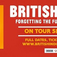 British India Forgetting the Future Tour 2017