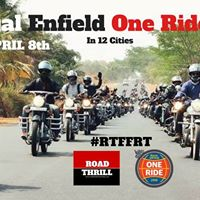 Royal Enfield One Ride 2018 - Bangalore