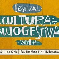 Festival Cultura Autogestiva 2017