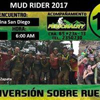 MUD RIDER 2017 (Aniversario 10)