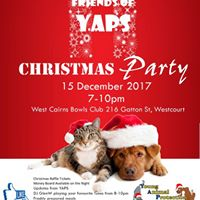 Friends of YAPS Chrismtas Party