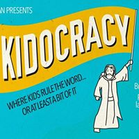 Kidocracy - Comedy show for children aged 6 ChipNorComFest