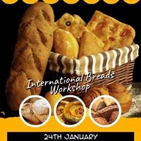 International Breads Workshop