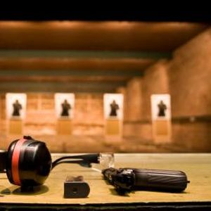 NRA Basic Pistol Shooting Course at Arrow Security Inc, Glendale
