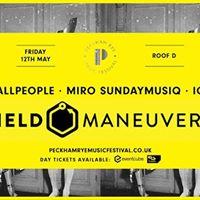 PRMF 2017 Field Maneuvers - Smallpeople Miro SundayMusiq  Iona