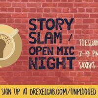 Drexel Unplugged Story Slam