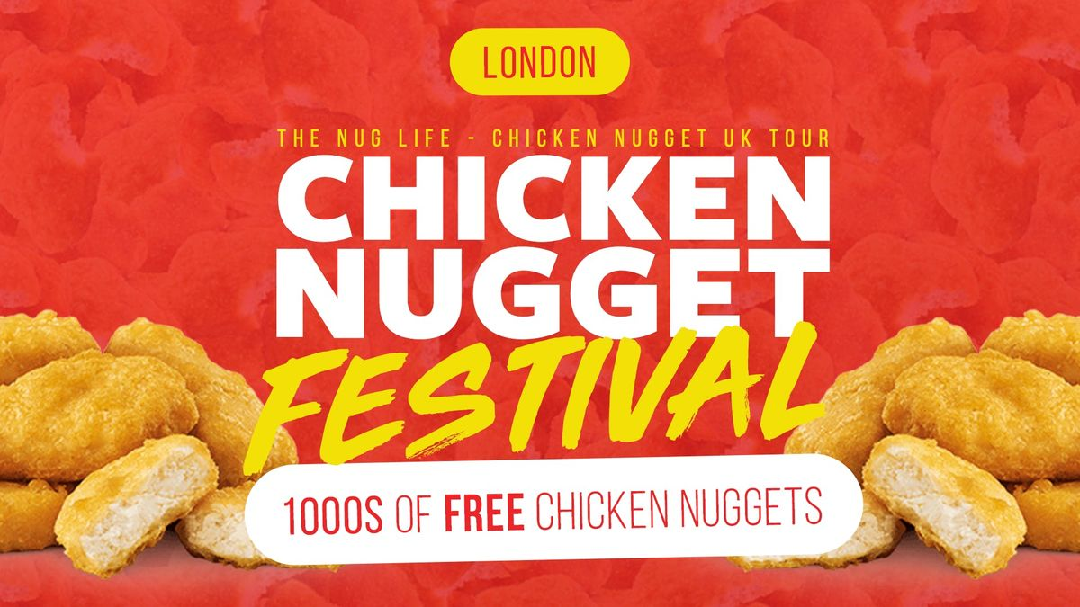 The Chicken Nugget Festival comes to London