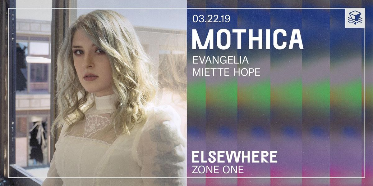 Mothica  Elsewhere (Zone One)