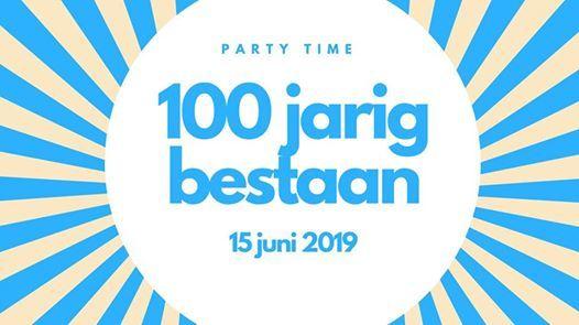 Het 100-jarig bestaan van NFC Amstelveen
