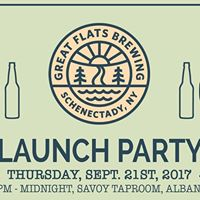 Great Flats Brewing Launch Party at Savoy Taproom