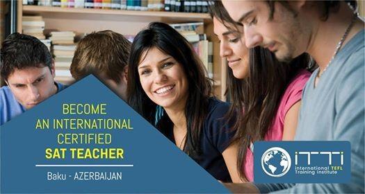 Become An International Certified SAT Teacher