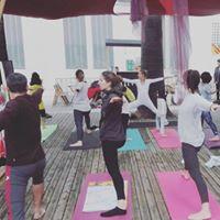 Free Yoga en el Vidmar