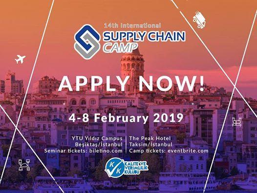 14th International Supply Chain Camp