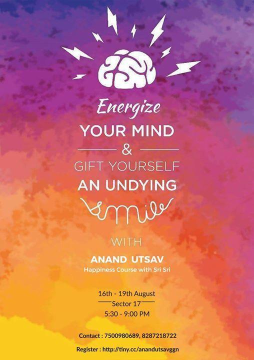 Anandutsav Happiness Program
