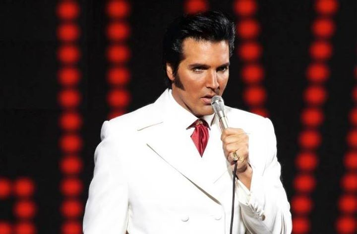 Elvis Wonderful World Of Christmas Featuring Steve Michaels At The Empire Theatre Belleville