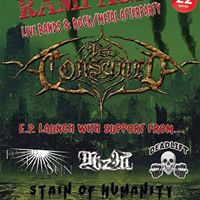 Rampage Preston All Consumed EP Launch 4 bands  Afterparty