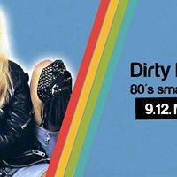 Dirty Dancing - 80s smash hit party  9.12. Movara