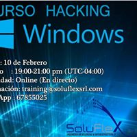 Curso Practico Hacking Windows