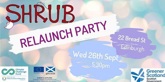 SHRUB Relaunch Party