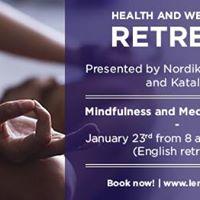 Mindfulness and Meditative Yoga Retreat