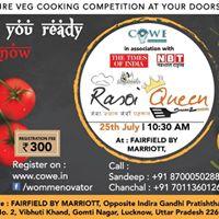 Rasoi Queen Season - 2 Round 1 Lucknow