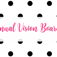 4th Annual Vision Board Party