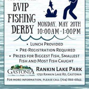 Third Annual BVIP Fishing Derby