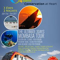 The Ultimate 3days Mombasa Tour 2017